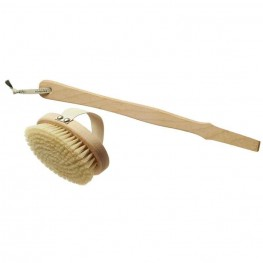 Professional body brush, medium strength