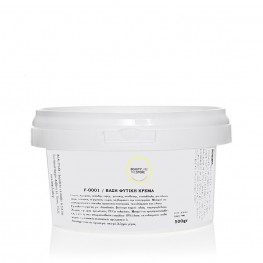Natural cream base F-0001 500gr