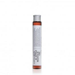Cinnamon & apple massage oil 75mL
