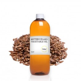 Linseed oil organic 1Lt