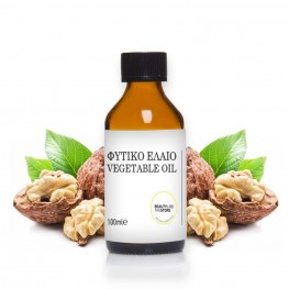 Walnut oil, refined 100mL