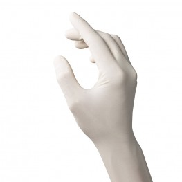 Latex gloves L