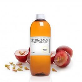 Grape seed oil refined 1Lt