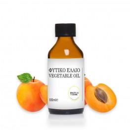 Apricot kernel oil, organic 100mL