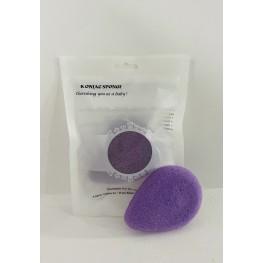 Konjac sponge with lavender (dropper)
