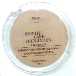 Smooth cake foundation SPF30 (light shade) 10gr