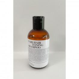 Fair hair toning shampoo 250 ml
