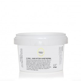 Natural toothpaste base F-0065 250gr