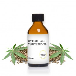 Hemp seed oil organic 100mL