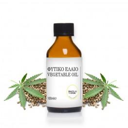 Hemp seed oil organic 100mL