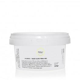 Aloe vera gel base F-0043 500gr