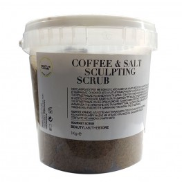 Coffee & Salt sculpting scrub 1kg