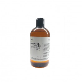 Oriental spices massage oil 500mL