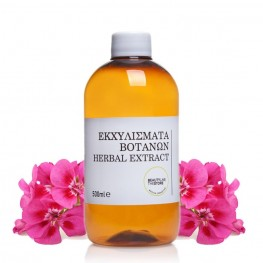 Rose geranium extract 500mL