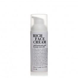Rich face cream with grape stem cells & hyaluronic acid 50mL