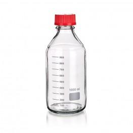 Laboratory bottle with cap 500mL