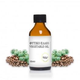 Castor oil, organic 100mL