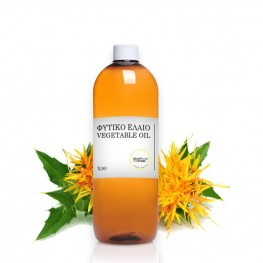 Safflower oil, refined 1Lt