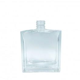 Flat glass bottle 100mL