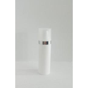 Micro 30mL, white silver cap ring