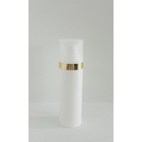 Micro 30mL, white gold cap ring