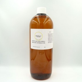 Soybean oil organic, refined 1Kg