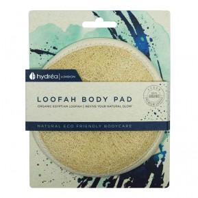 Organic exfoliating body pad (loofah)
