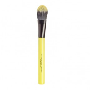 Foundation brush, oval