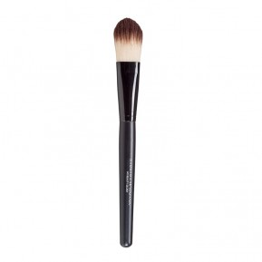 Foundation brush, oval