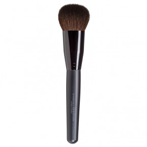 Powder brush, oval