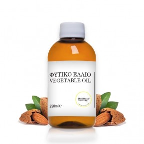 Sweet almond oil 250mL
