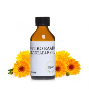 Calendula oil, organic100mL