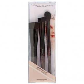 Brush set contouring (3pcs)