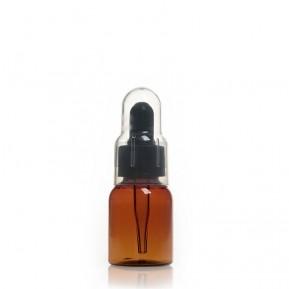 Bottle with dropper 25mL, ambra