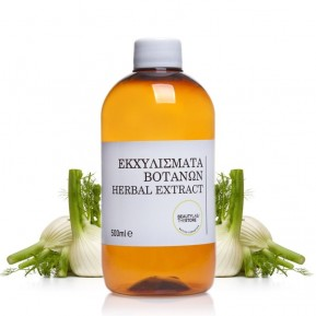 Fennel extract 500mL