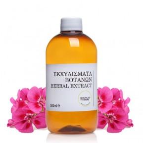 Rose geranium extract 500mL