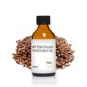 Linseed oil organic 100mL