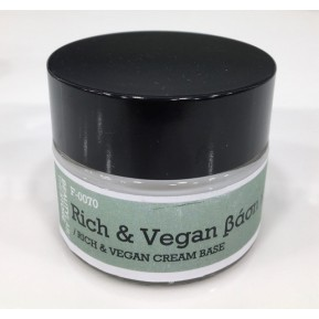 Rich & vegan cream base F-0070 45 gr