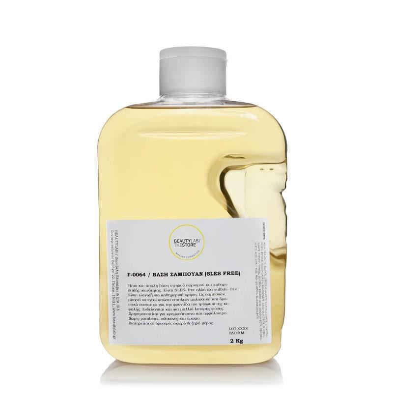 Shampoo-cream soap base SLES free F-0064 2Kg