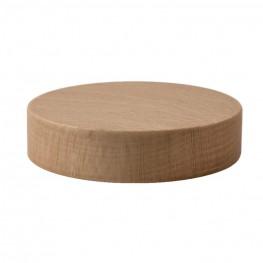 Καπάκι Girotondo, ξύλινο, λευκό, 60/400