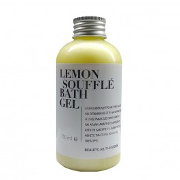 Lemon souffle bath gel 250mL