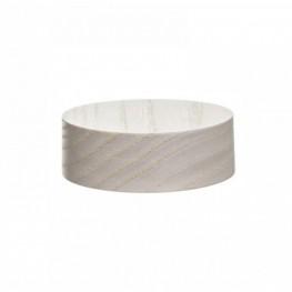 Καπάκι Girotondo, ξύλινο, λευκό, 45/400