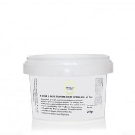 Βάση ελαφριά κρέμα χωρίς λάδια F-0068 250gr