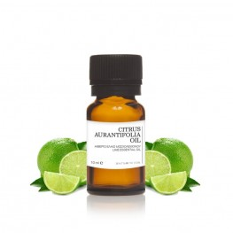 Αιθέριο έλαιο μοσχολέμονο (lime) 10mL