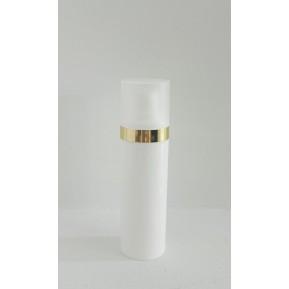 Micro 30mL, λευκό με χρύσο επιμεταλλωμένο δαχτυλίδι