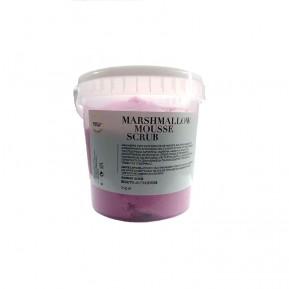 Marshmallow mousse scrub, 1kg
