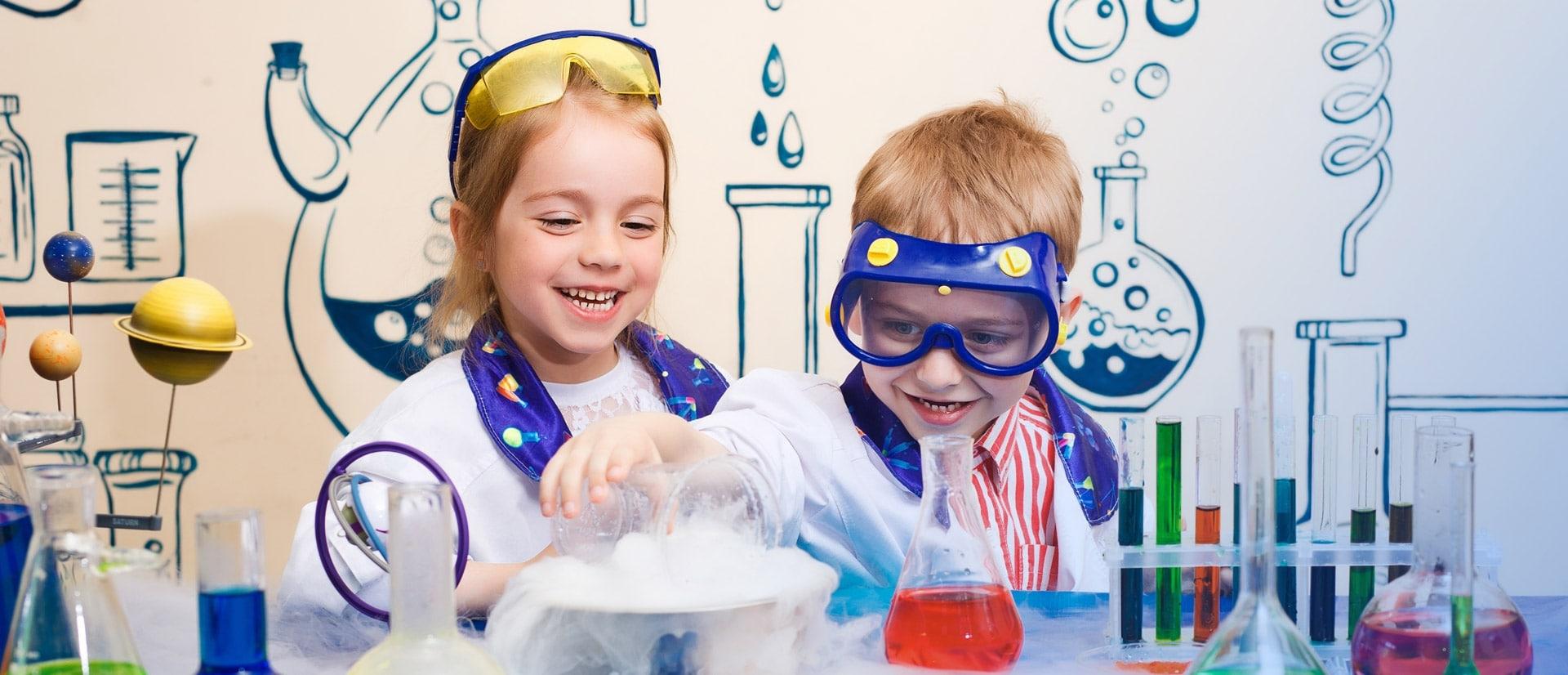 Παιδικά Εργαστήρια Beautylab